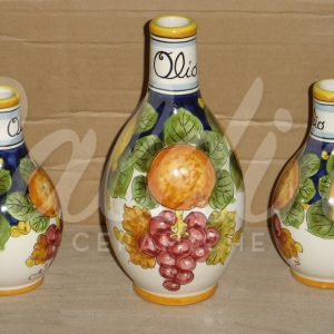 Bottiglie Oliera decoro 3