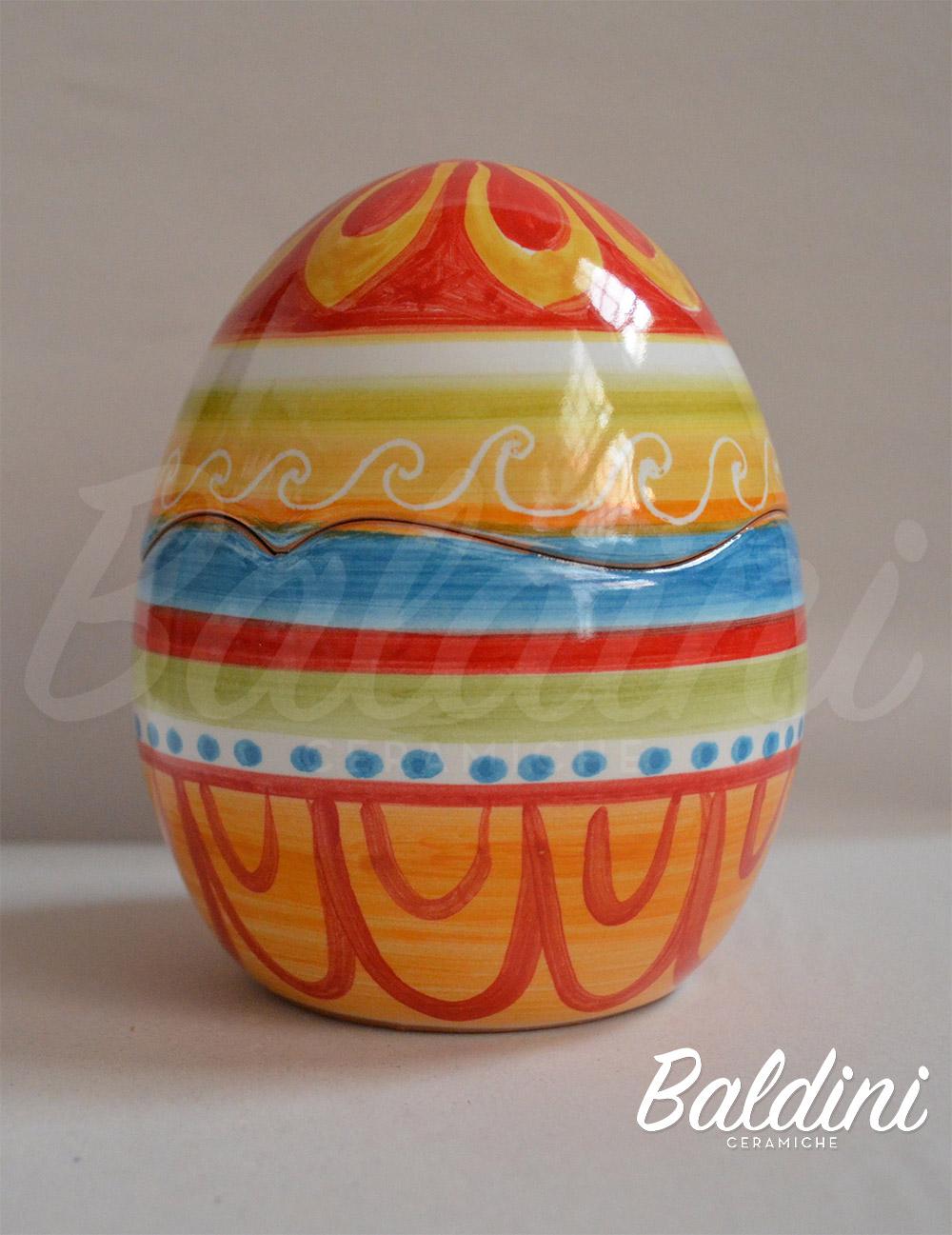 Uova Di Ceramica Dipinte A Mano.Uova Di Pasqua Decoro 1