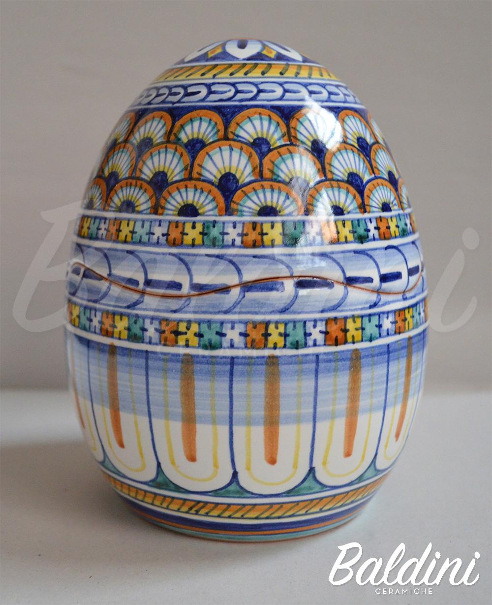Uova Di Ceramica Dipinte A Mano.Uova Di Pasqua Decoro 3